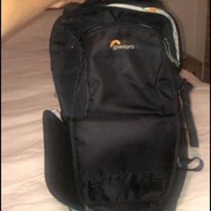 Handbags - Lowepro Camera backpack- in perfect shape!!